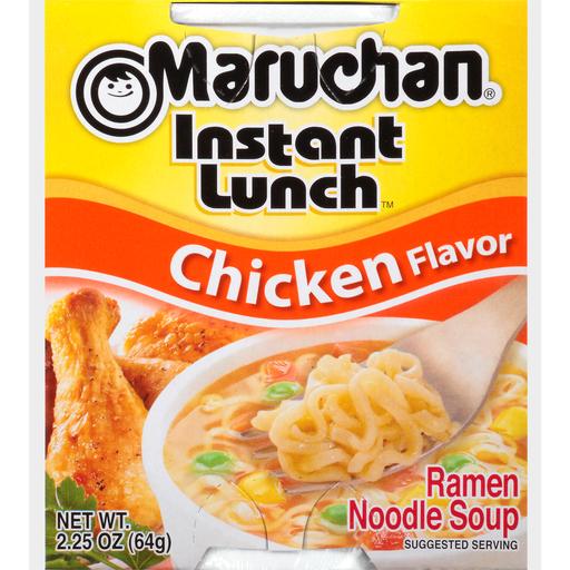 Maruchan Instant Lunch - Chicken