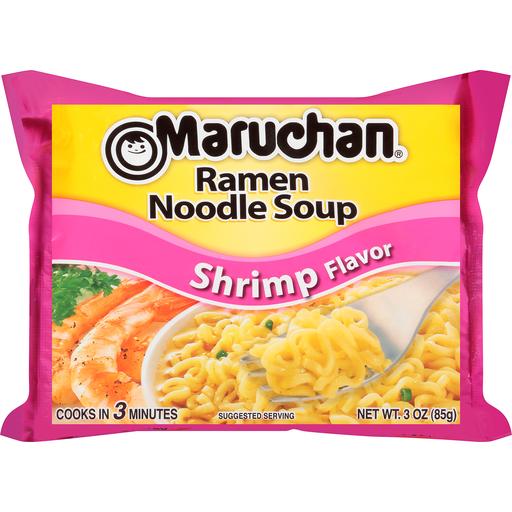 Maruchan Shrimp Ramen