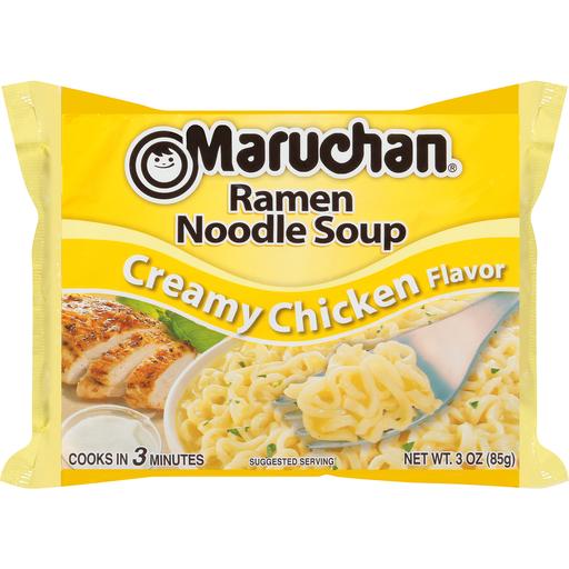 Maruchan Creamy Chicken Ramen
