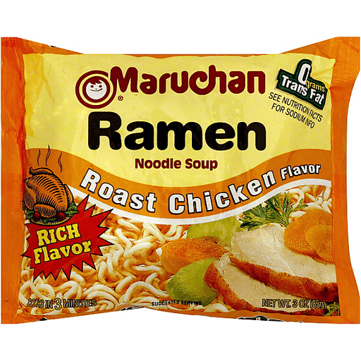 maruchan beef ramen nutrition facts  street food asian style