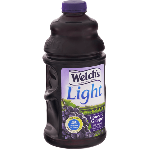 Welch's Light Juice Beverage Concord Grape