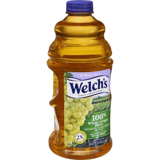 Welch's 100% White Grape Juice