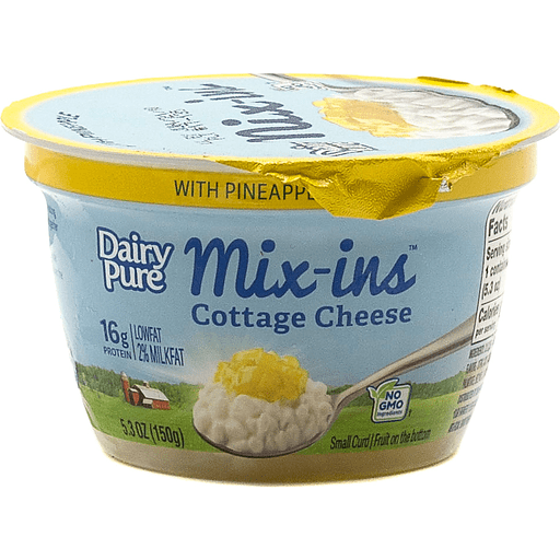 Dairy Pure Mix In Pineapple