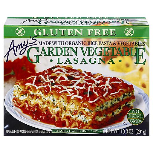 Amy's Garden Vegetable Lasagna