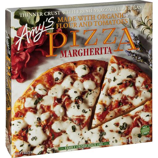 Amys Pizza, Margherita