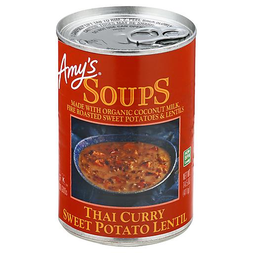 Amys Thai Sweet Potato Soup