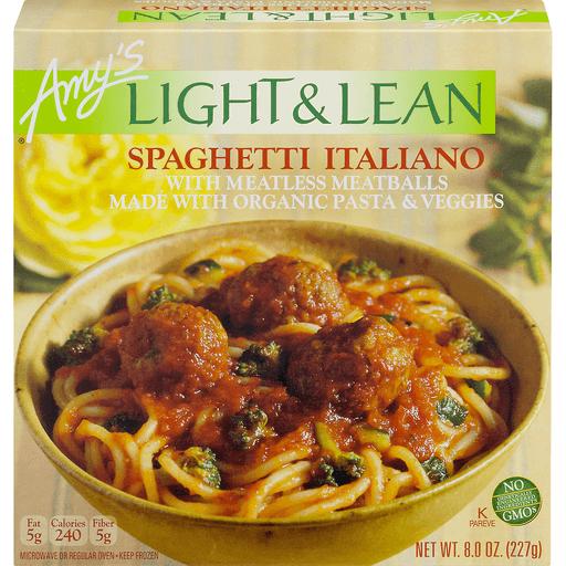 Amys Light & Lean Spaghetti Italiano