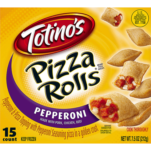Totinos Pizza Rolls, Pepperoni