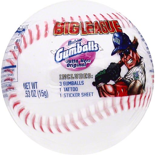 Big League Chew Big League Chew Baseball