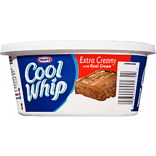 Cool Whip Whipped Topping, Extra Creamy