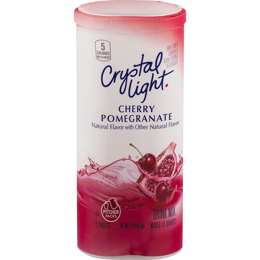 Crystal Light Drink Mix Cherry Pomegranate - 5 CT