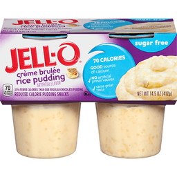 Refrigerated Jello Pudding | DAgostino at 38th Street