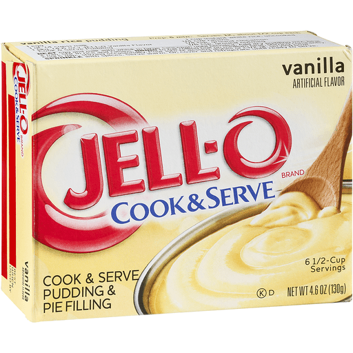 Jell-O Cook & Serve Pudding & Pie Filling Vanilla