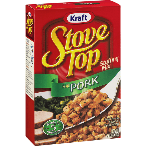 Stove Top Stuffing Mix, for Pork