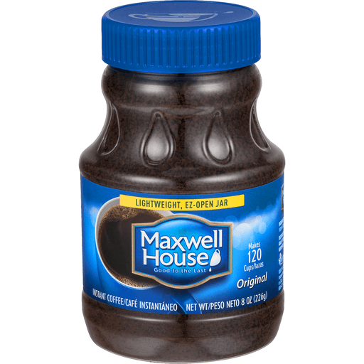 Maxwell House Instant Coffee The Original Roast