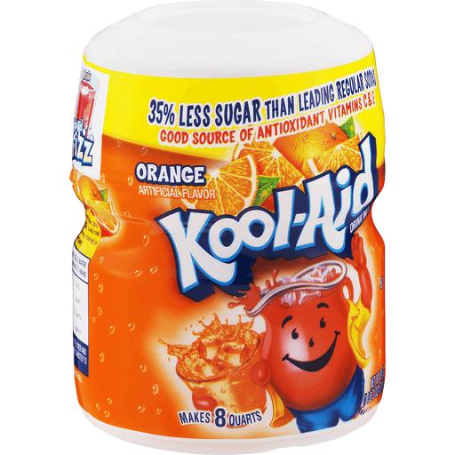 Kool-Aid Drink Mix Orange