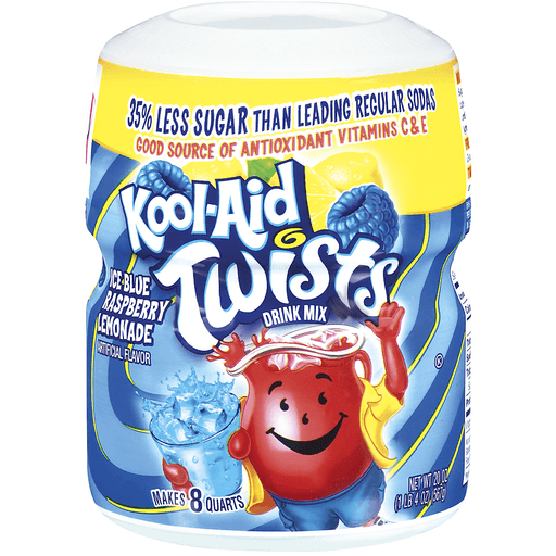 Kool Aid Drink Mix, Blue Raspberry Lemonade