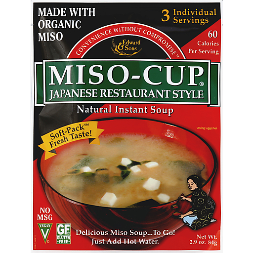 Edwards & Sons Japanese Restaurant Style Miso Cup
