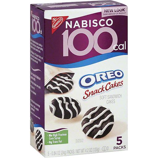 nabisco 100 cal snack cakes oreo cookies shop n save nabisco 100 cal snack cakes oreo