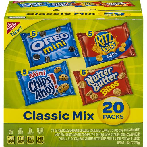 Nabisco Classic Mix