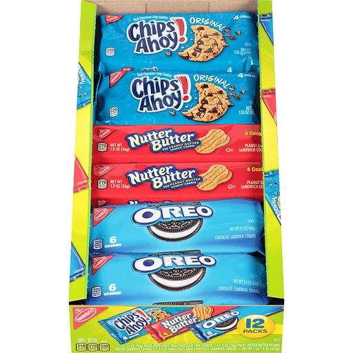 Nabisco Cookies, Variety