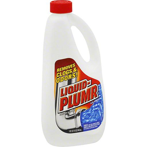 Liquid Plumr Clog Remover