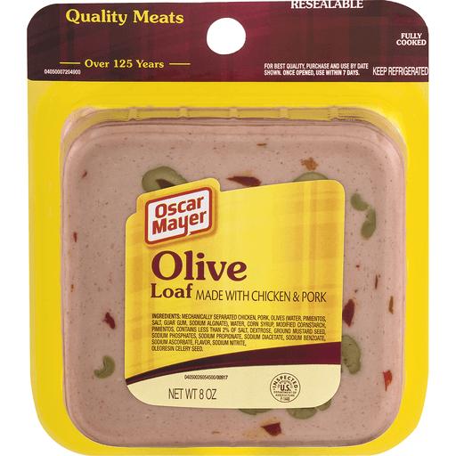 Oscar Mayer Olive Loaf