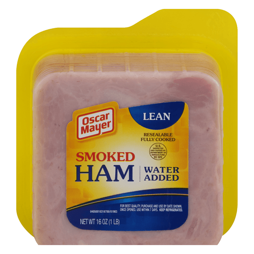 Oscar Mayer Smoked Ham Lean