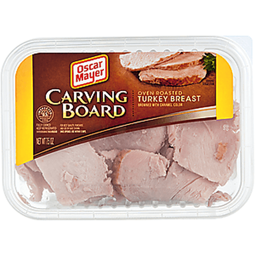 Oscar Mayer Carving Board Oven Roasted Turkey Breast