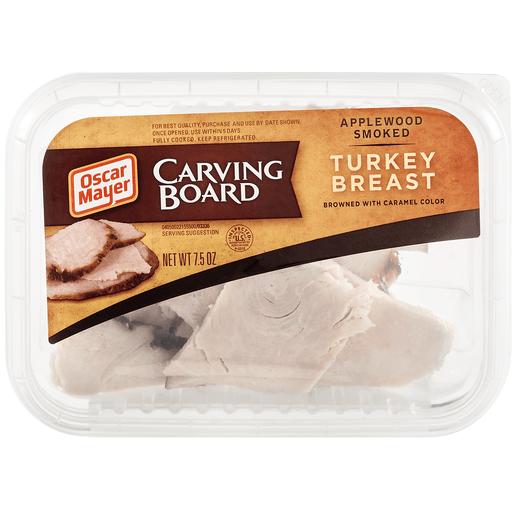 Oscar Mayer Carving Board Turkey Breast, Applewood Smoked