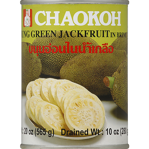Chaokoh Young Green Jackfruit In Syrup