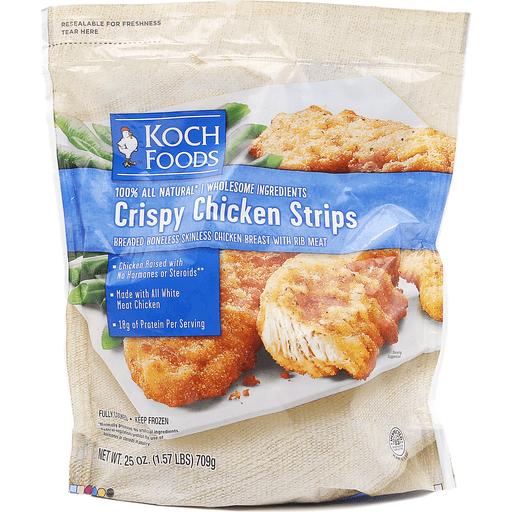 Koch Foods Crispy Strips