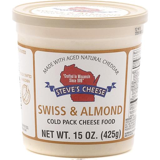 Steve's Swiss Almond Cold Pack