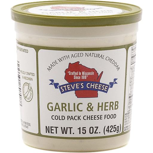 Steve's Garlic And Herb Cold Pack