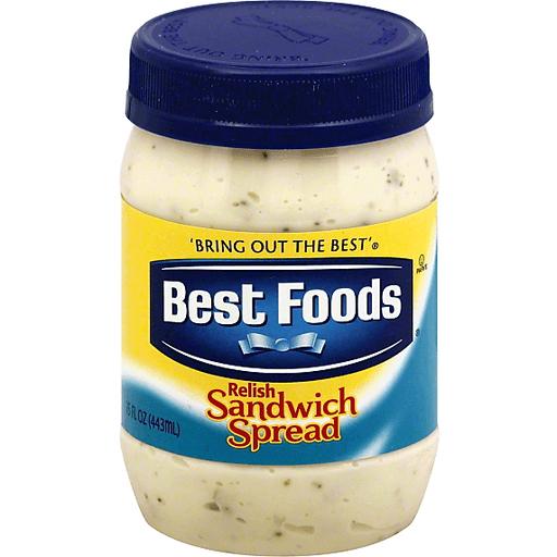 Best Foods Sandwich Spread