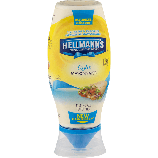 Hellmanns Mayonnaise, Light