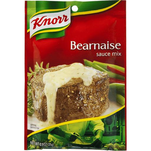 Knorr Sauce Mix, Bearnaise