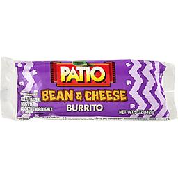 Patio Bean U0026 Cheese Burrito