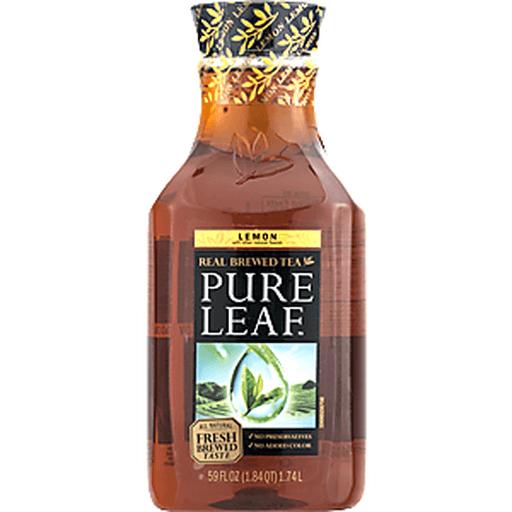 Pure Leaf Tea, Lemon