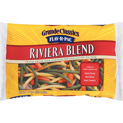 Flav-R-Pac® Grande Classics Riviera Blend 1.25 lbs. Bag