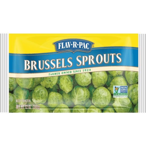 Flavorpac Brussels Sprouts