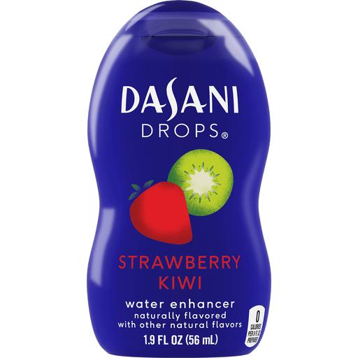 Dasani Drops Strawberry Kiwi Flavor