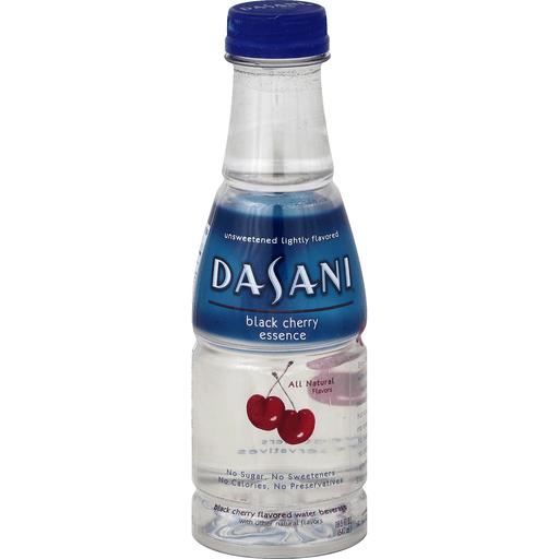 Dasani Water Beverage, Black Cherry