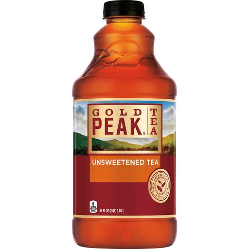 Gold Peak Unsweetened Tea