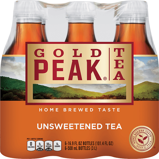 Gold Peak Tea, Unsweetened