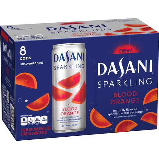 DASANI Sparkling Blood Orange Fridge
