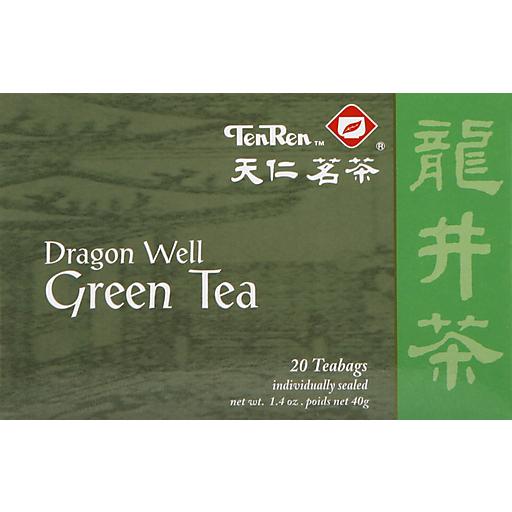 Ten Ren Dragon Well Green Tea