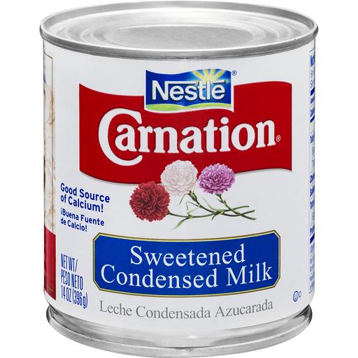 Carnation Milk, Sweetened Condensed