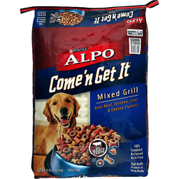 Alpo Come 'N Get It Dog Food, Mixed Grill
