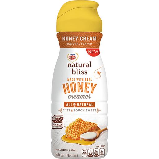 Nestle Natural Bliss Creamer, Honey Cream